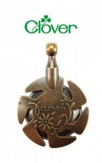 Clover Draadsnijder Antique Gold